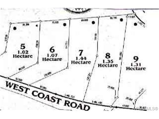 FEATURED LISTING: LOT 8 West Coast Rd SOOKE