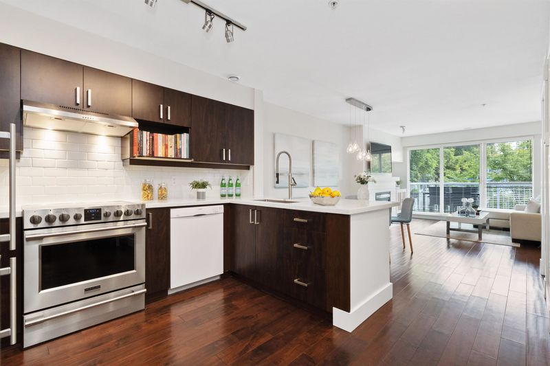 FEATURED LISTING: 309 - 2628 YEW Street Vancouver