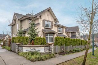"""Main Photo: 1 3400 DEVONSHIRE Avenue in Coquitlam: Burke Mountain Townhouse for sale in """"COLBORNE LANE"""" : MLS®# R2544156"""