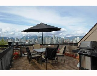 Photo 7: 1280 W 7TH Avenue in Vancouver: Fairview VW Townhouse for sale (Vancouver West)  : MLS®# V705426
