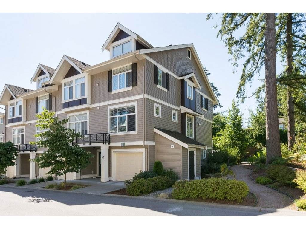 """Main Photo: 43 14377 60 Avenue in Surrey: Sullivan Station Townhouse for sale in """"Blume"""" : MLS®# R2097452"""