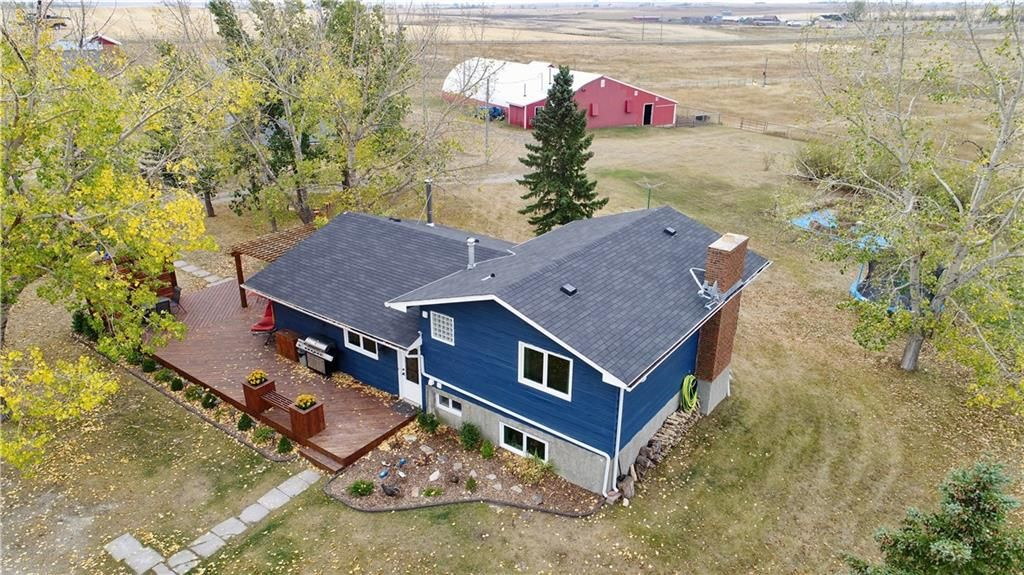 Main Photo: 498237 Meridian ST: Rural Foothills M.D. House for sale : MLS®# C4171651