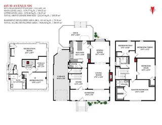 Photo 6: 615 30 Avenue SW in Calgary: Elbow Park Detached for sale : MLS®# A1128891