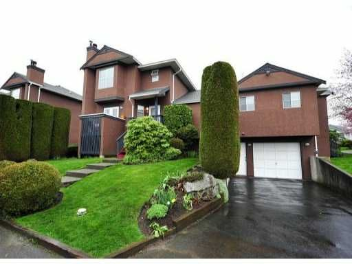 Main Photo: 17 1336 PITT RIVER Road in Port Coquitlam: Citadel PQ Townhouse for sale : MLS®# V1000649