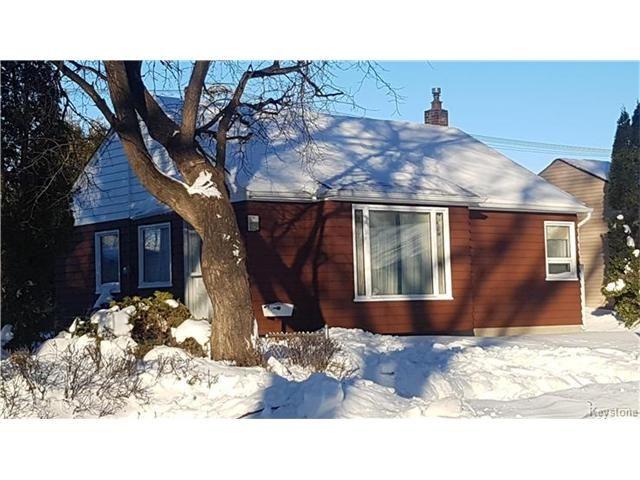 Main Photo: 1144 Strathcona Street in Winnipeg: Polo Park Residential for sale (5C)  : MLS®# 1700946
