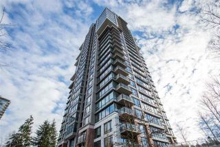 """Photo 1: 1105 301 CAPILANO Road in Port Moody: Port Moody Centre Condo for sale in """"The Residences"""" : MLS®# R2443780"""