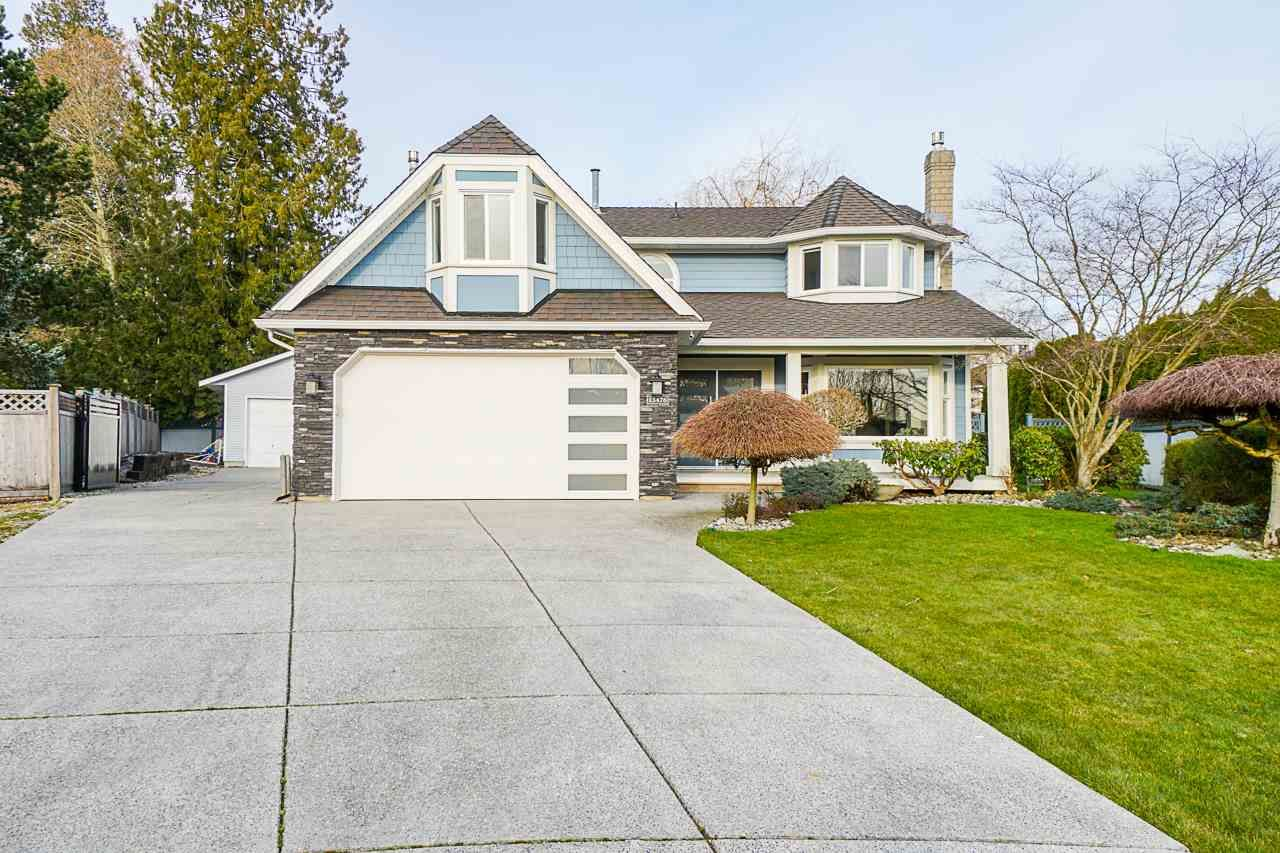Main Photo: 15476 KILMORE Court: House for sale in Surrey: MLS®# R2546160