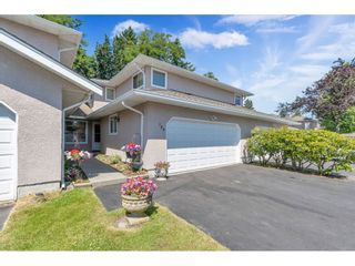 """Photo 1: 139 15501 89A Avenue in Surrey: Fleetwood Tynehead Townhouse for sale in """"AVONDALE"""" : MLS®# R2593120"""