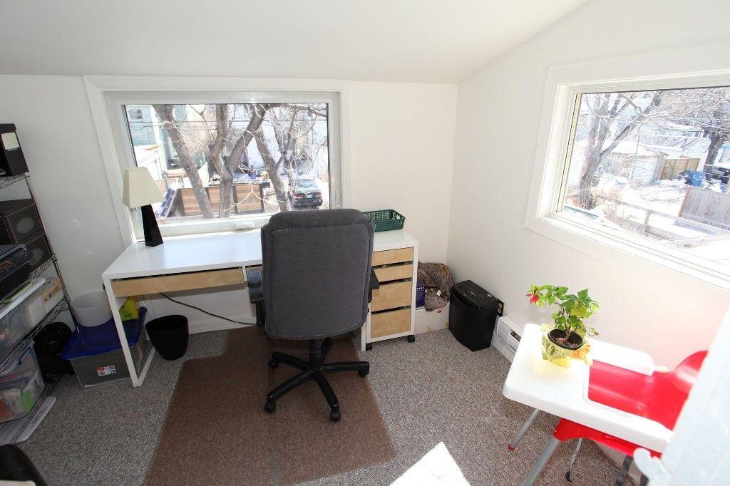 Photo 26: Photos: 513 Newman Street in Winnipeg: Wolseley Single Family Detached for sale (West Winnipeg)  : MLS®# 1307090