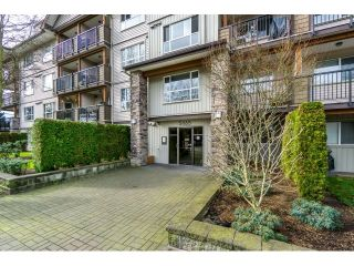 """Photo 2: 310 5465 203 Street in Langley: Langley City Condo for sale in """"Station 54"""" : MLS®# R2039020"""