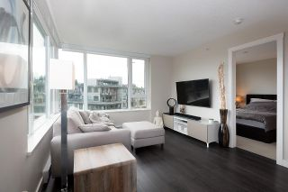 """Photo 8: 703 602 COMO LAKE Avenue in Coquitlam: Coquitlam West Condo for sale in """"UPTOWN 1 BY BOSA"""" : MLS®# R2587735"""