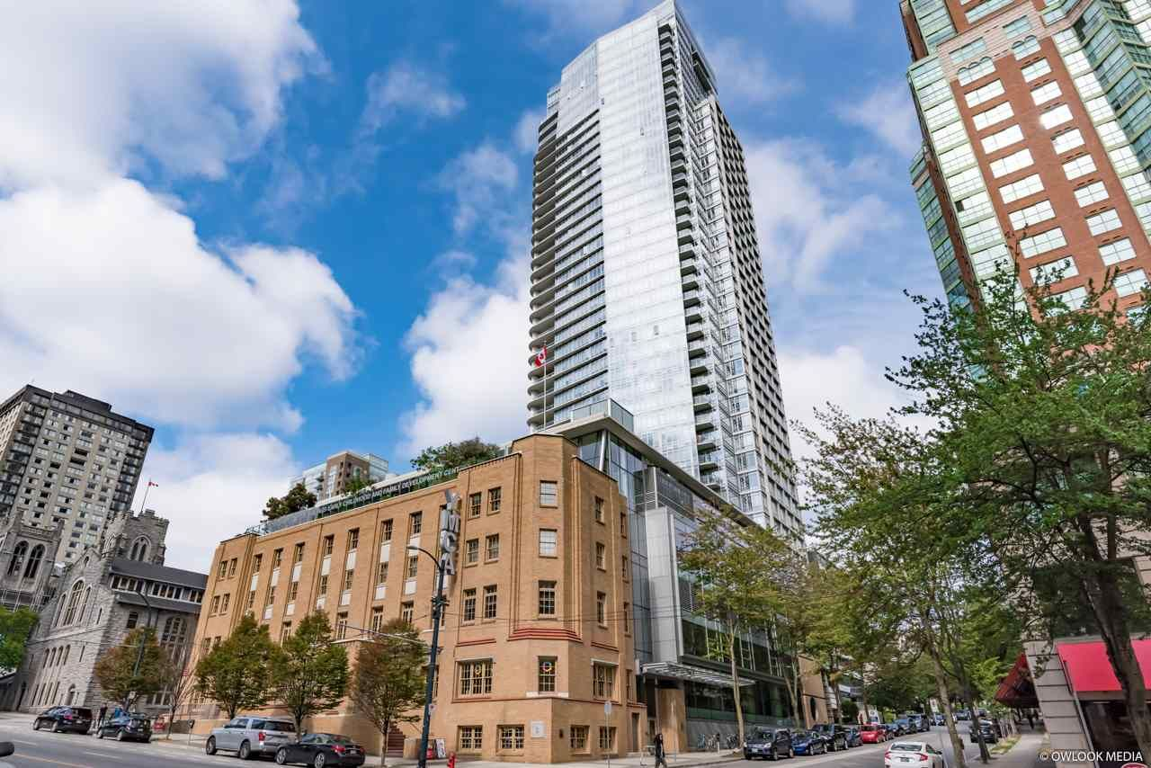 "Main Photo: 2405 1028 BARCLAY Street in Vancouver: West End VW Condo for sale in ""PATINA"" (Vancouver West)  : MLS®# R2555762"