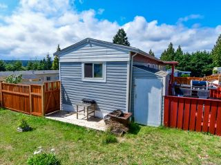 Photo 8: 50 1160 Shellbourne Blvd in CAMPBELL RIVER: CR Campbell River Central Manufactured Home for sale (Campbell River)  : MLS®# 829183