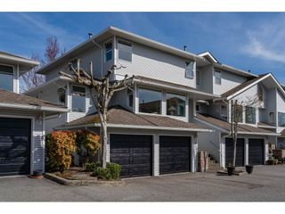 Photo 1: 16- 16363 85 Ave in Surrey: fleetwood Townhouse for sale : MLS®# R2355197