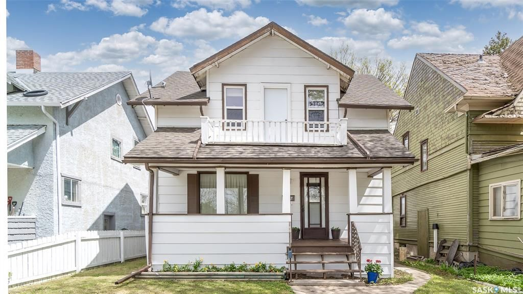 Main Photo: 1137 5th Avenue Northwest in Moose Jaw: Central MJ Residential for sale : MLS®# SK856501