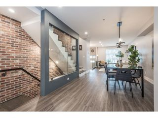 """Photo 1: 3 15833 26 Avenue in Surrey: Grandview Surrey Townhouse for sale in """"The Brownstones"""" (South Surrey White Rock)  : MLS®# R2541900"""
