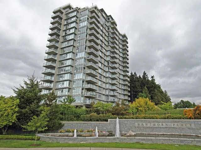 "Main Photo: 1005 2688 WEST Mall in Vancouver: University VW Condo for sale in ""PROMONTORY"" (Vancouver West)  : MLS®# V1073821"