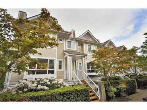 """Main Photo: 25 2885 E KENT AVENUE NORTH in Vancouver: Fraserview VE Townhouse for sale in """"RIVERWALK"""" (Vancouver East)  : MLS®# V1051727"""
