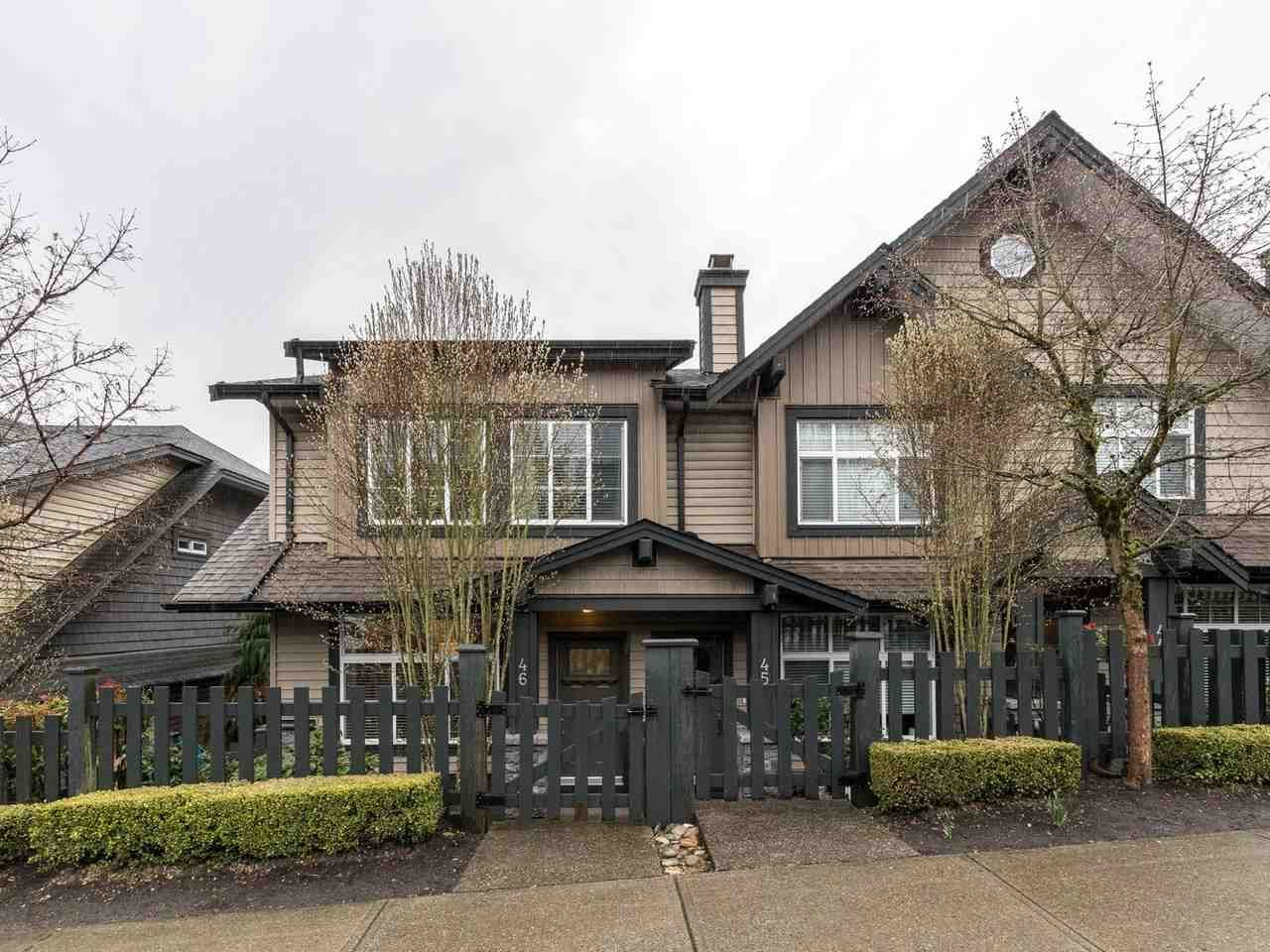 "Main Photo: 46 13819 232 Street in Maple Ridge: Silver Valley Townhouse for sale in ""Brighton"" : MLS®# R2562806"