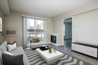 """Photo 6: 209 200 KEARY Street in New Westminster: Sapperton Condo for sale in """"The Anvil"""" : MLS®# R2595937"""