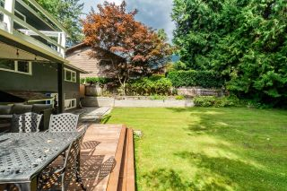 Photo 26: 4656 MAPLERIDGE Drive in North Vancouver: Canyon Heights NV House for sale : MLS®# R2616027