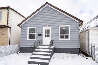 Photo 1: 1170 Garfield Street in Winnipeg: Sargent Park House for sale (5C)  : MLS®# 202026788
