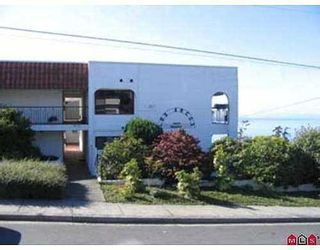 Photo 1: 102 15070 Prospect Avenue in Los Arcos: White Rock Home for sale ()  : MLS®# F2620635