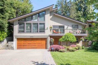 Photo 1: 4590 MAPLERIDGE Drive in North Vancouver: Canyon Heights NV House for sale : MLS®# R2066673