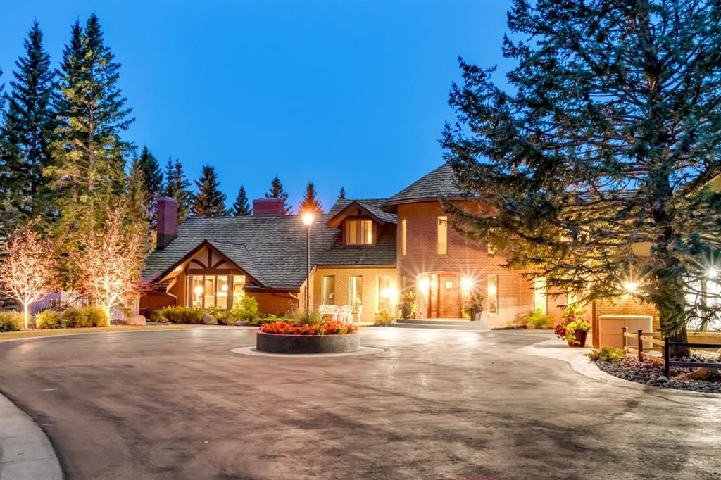 Main Photo: 244023 Panorama Ridge SW in Rural Rocky View County: Rural Rocky View MD Detached for sale : MLS®# A1129795
