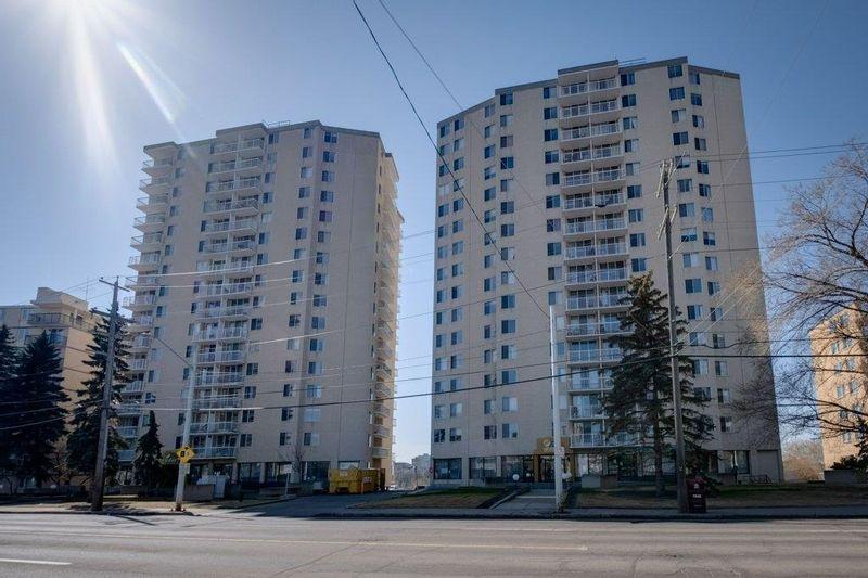 FEATURED LISTING: 1106 - 12121 JASPER Avenue Edmonton