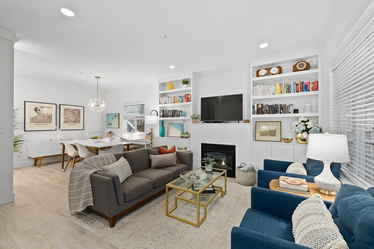 Main Photo: 828 E 10TH AVENUE in Vancouver: Mount Pleasant VE 1/2 Duplex for sale (Vancouver East)  : MLS®# R2612404