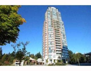 """Photo 2: 1805 6837 STATION HILL Drive in Burnaby: South Slope Condo for sale in """"THE CLARIDGES AT CITY IN THE PARK"""" (Burnaby South)  : MLS®# V703914"""