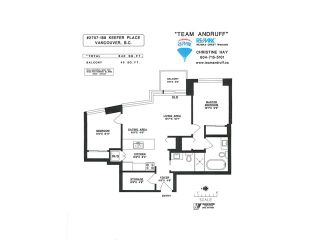 Photo 19: # 2707 188 KEEFER PL in Vancouver: Downtown VW Condo for sale (Vancouver West)  : MLS®# V1033869