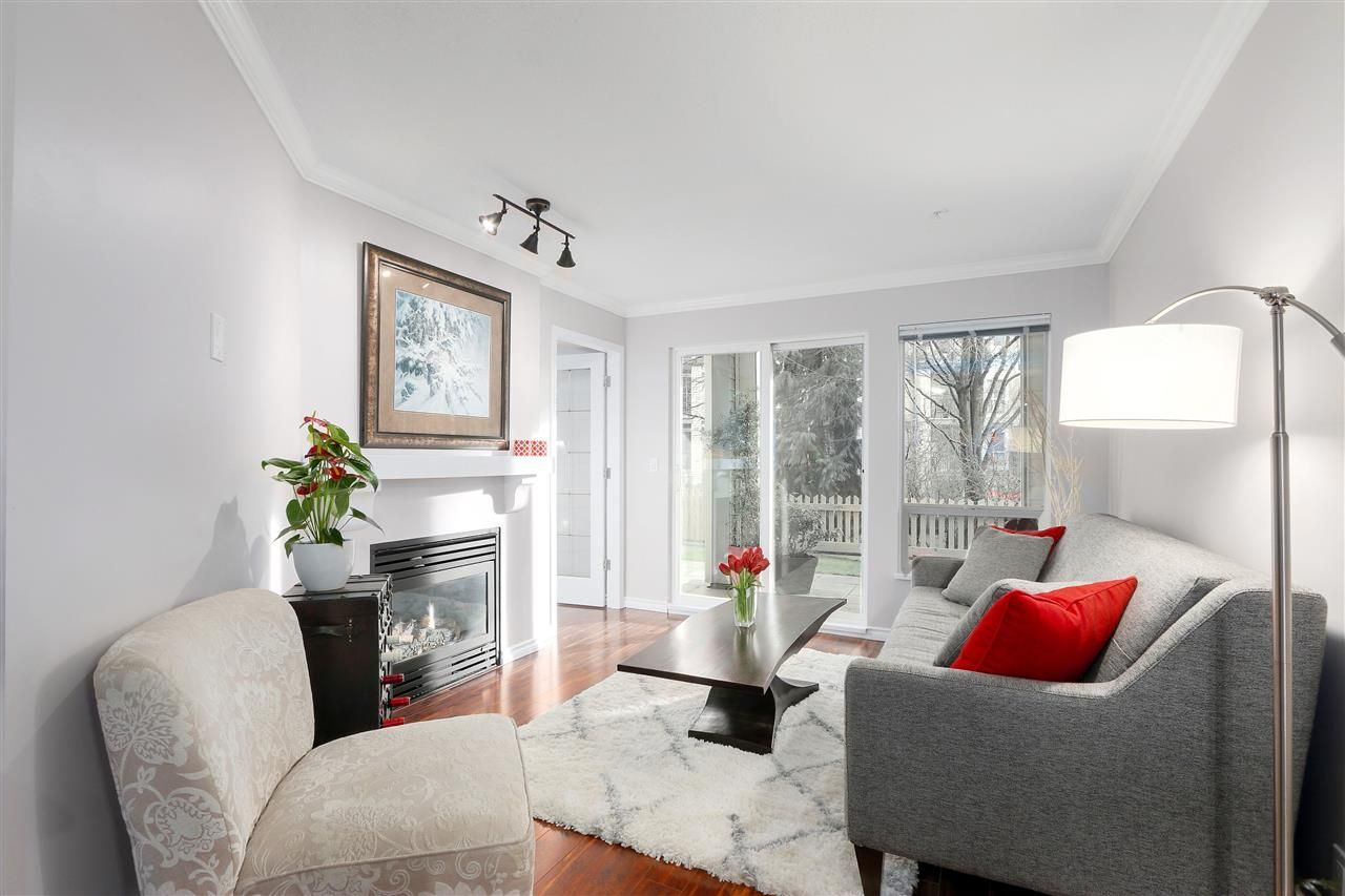 """Photo 3: Photos: 162 1100 E 29TH Street in North Vancouver: Lynn Valley Condo for sale in """"HIGHGATE"""" : MLS®# R2426893"""