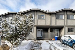 Main Photo: 52 7172 Coach Hill Road SW in Calgary: Coach Hill Row/Townhouse for sale : MLS®# A1086514