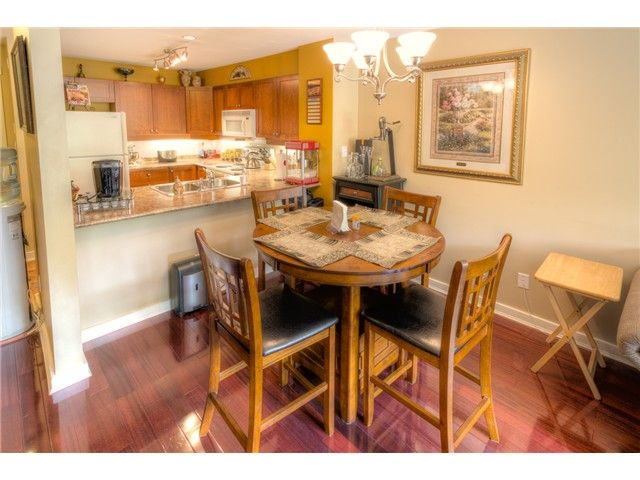 """Photo 5: Photos: 202 625 PARK Crescent in New Westminster: GlenBrooke North Condo for sale in """"WESTHAVEN"""" : MLS®# V1065412"""