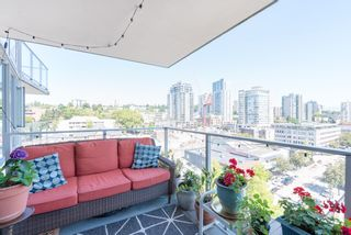 """Photo 15: 1406 668 COLUMBIA Street in New Westminster: Quay Condo for sale in """"TRAPP AND HOLBROOK"""" : MLS®# R2609883"""