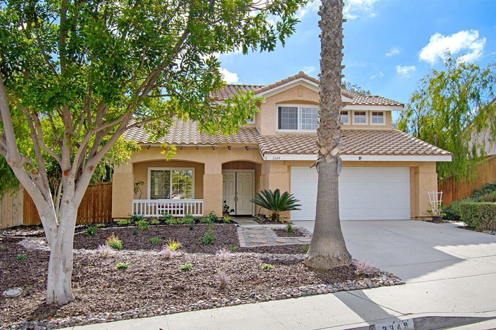 Main Photo: OCEANSIDE House for sale : 4 bedrooms : 3349 RICEWOOD