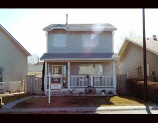 Main Photo:  in CALGARY: Erinwoods Residential Detached Single Family for sale (Calgary)  : MLS®# C2263067