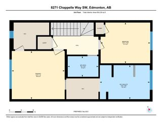 Photo 43: 8271 CHAPPELLE Way in Edmonton: Zone 55 Attached Home for sale : MLS®# E4261820