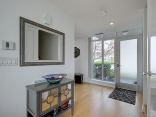 Photo 2: TH4 100 Saghalie Rd in : VW Songhees Row/Townhouse for sale (Victoria West)  : MLS®# 863022