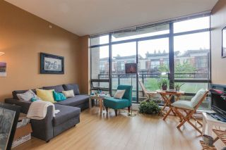 """Photo 6: 204 121 BREW Street in Port Moody: Port Moody Centre Condo for sale in """"ROOM"""" : MLS®# R2275103"""