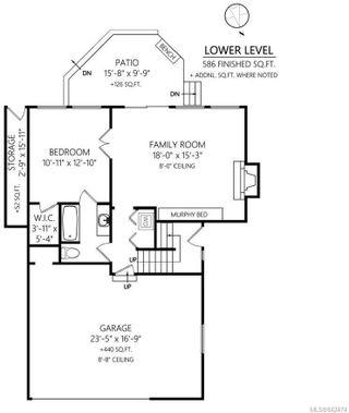 Photo 36: 1123 Munro St in Esquimalt: Es Saxe Point Half Duplex for sale : MLS®# 842474