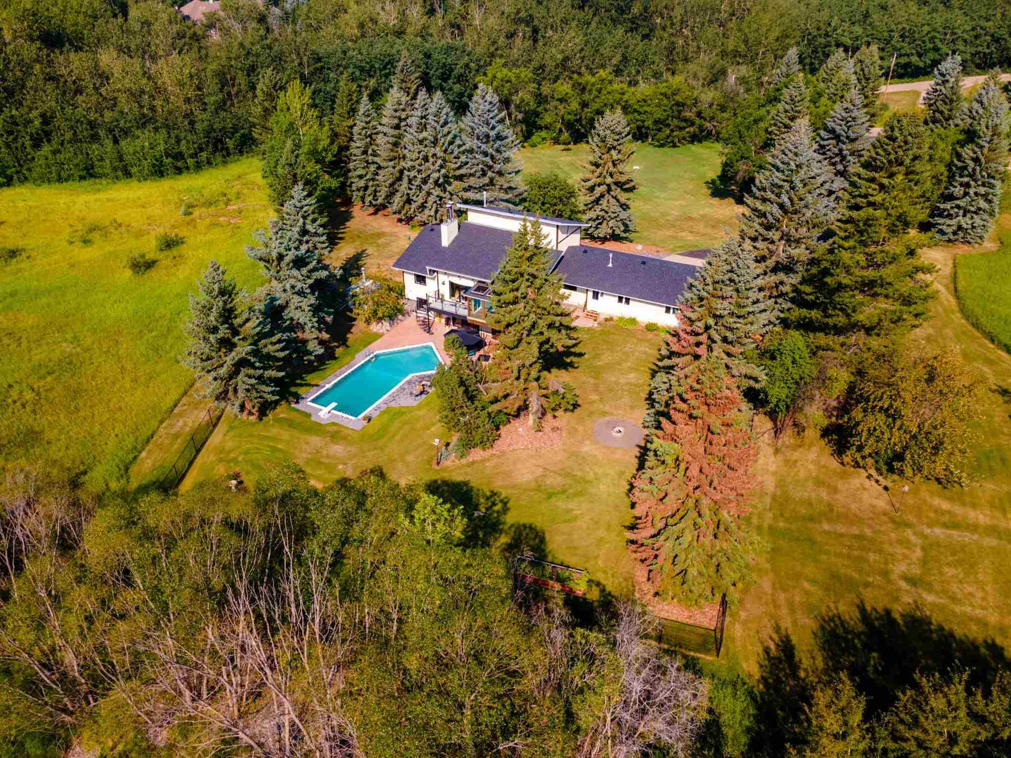Main Photo: 313 22343 TWP RD 530: Rural Strathcona County House for sale : MLS®# E4257622