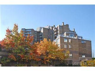 Photo 4: 511 225 Belleville St in VICTORIA: Vi James Bay Condo for sale (Victoria)  : MLS®# 585455