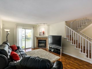 Photo 1: 4 7360 GILBERT Road in Richmond: Brighouse South Townhouse for sale : MLS®# R2410691