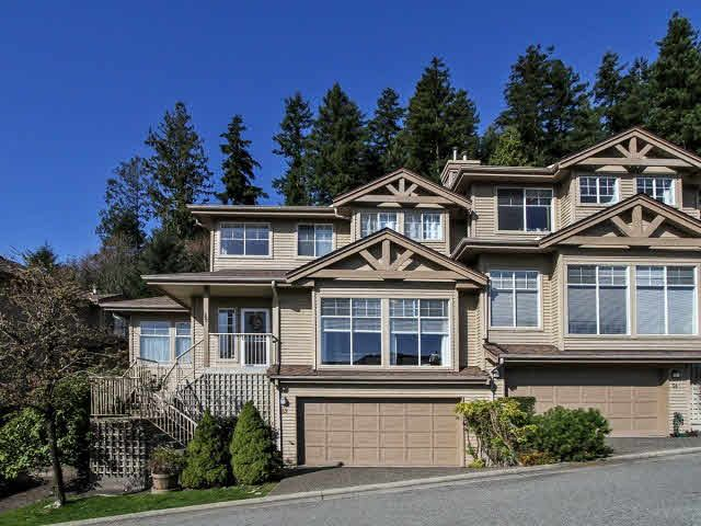 """Main Photo: 53 2979 PANORAMA Drive in Coquitlam: Westwood Plateau Townhouse for sale in """"DEERCREST ESTATES"""" : MLS®# V1108905"""