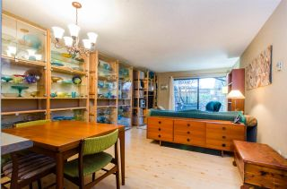 """Photo 1: 112 1990 W 6TH Avenue in Vancouver: Kitsilano Condo for sale in """"Mapleview Place"""" (Vancouver West)  : MLS®# R2023679"""