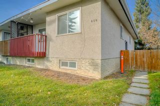 Main Photo: 606 Southland Green SW in Calgary: Southwood Semi Detached for sale : MLS®# A1156810