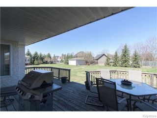 Photo 16: 133 GORDON EDWARD Crescent in East St Paul: Birdshill Area Residential for sale (North East Winnipeg)  : MLS®# 1611158
